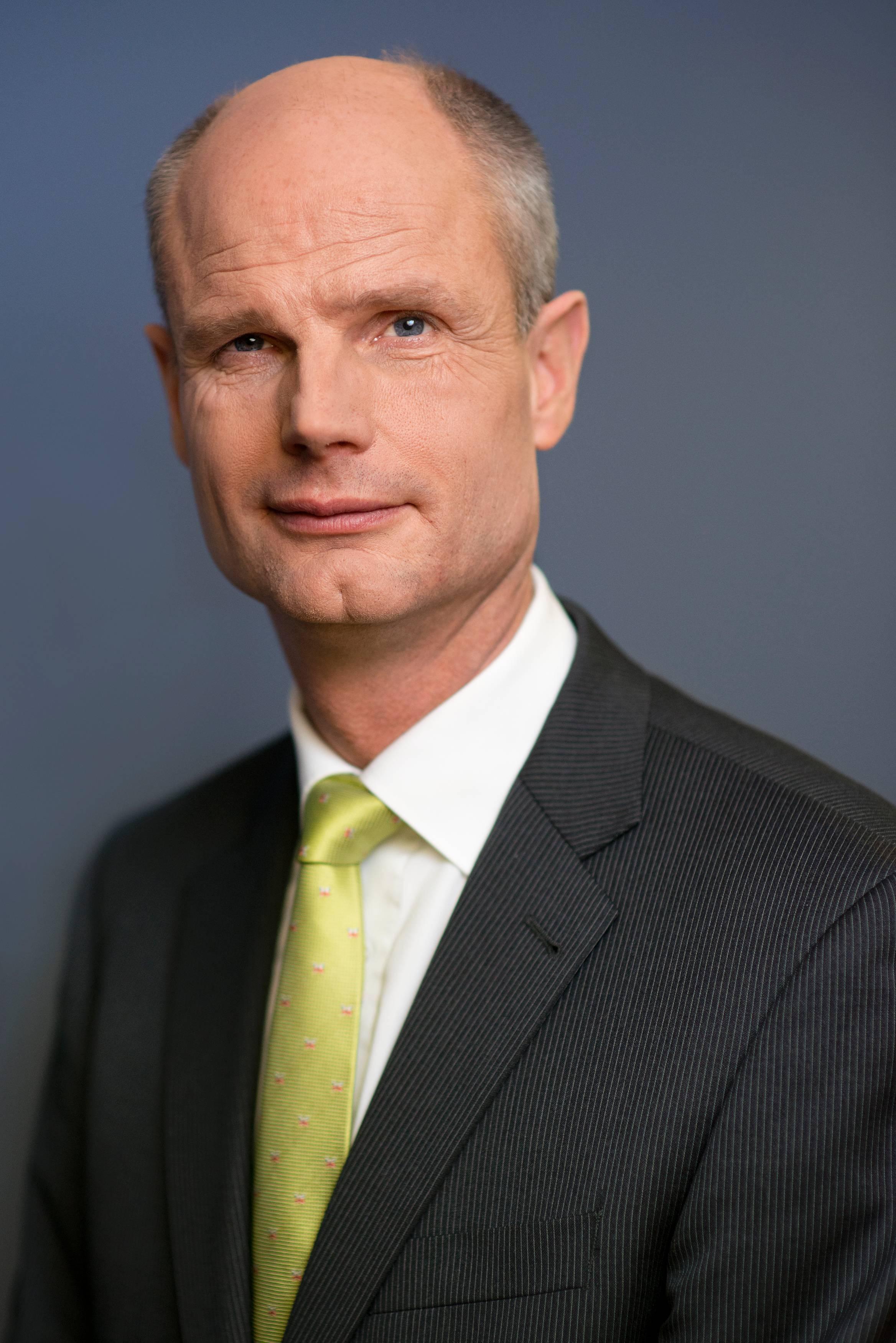 Minister Stef Blok